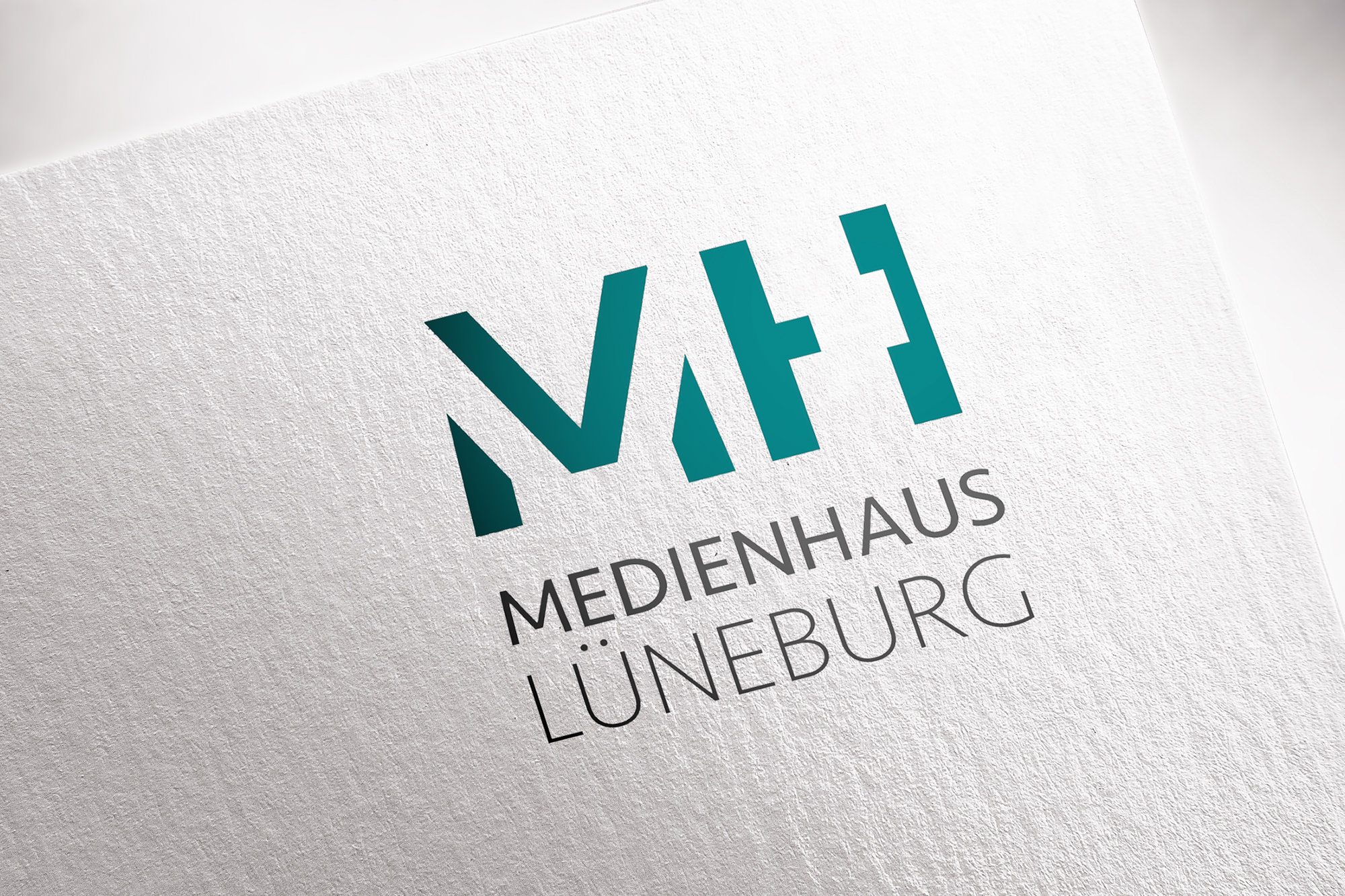 Logo Erstellung für Medienhaus