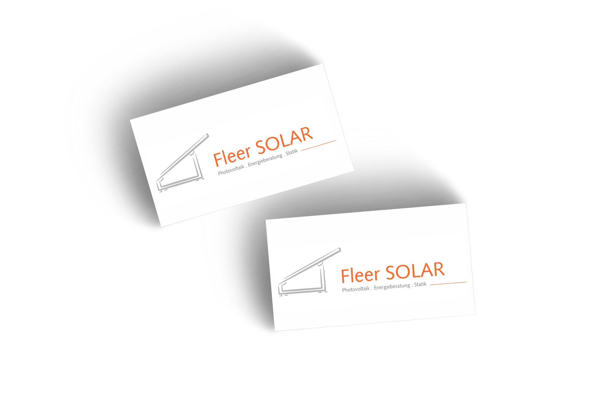 Logo Erstellung für Energiefirma