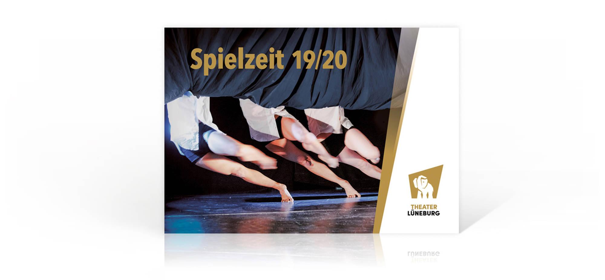 Aktuelle Projekte vom Lüneburger Kreativ Kontor für das Theater